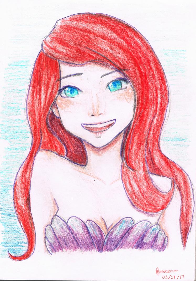 Little Mermaid by MsHoThEaD