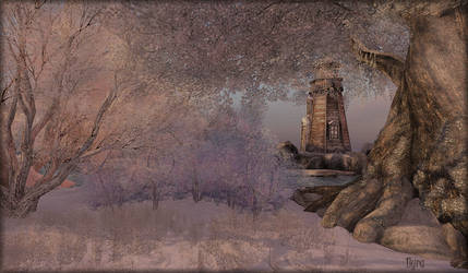 The Lighthouse by ilyraChardin