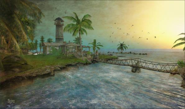 The Beach House Bridge