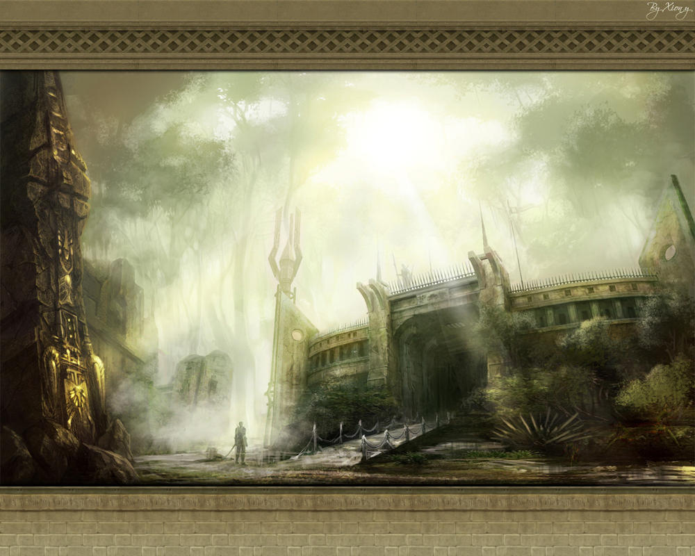 Wallpaper Aion V1 by Xiony