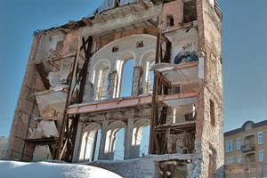 Church ruins 03