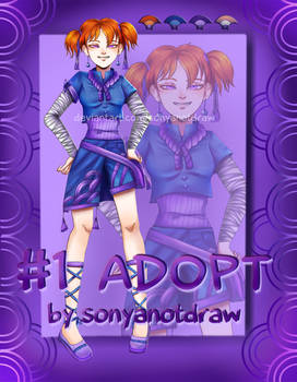 ADOPTABLE AUCTOIN #1 [OPEN]