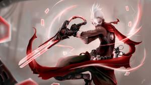 Red Lotus Ekko