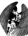 Jin Kazama and Ling Xiaoyu
