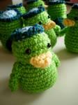 Crochet--Kappa