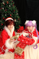 ToG - Christmas presents by CookieNatsu