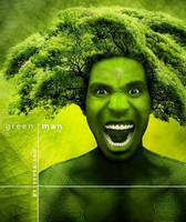 GREEN MAN by severianofilho