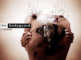 The bodyguard by severianofilho