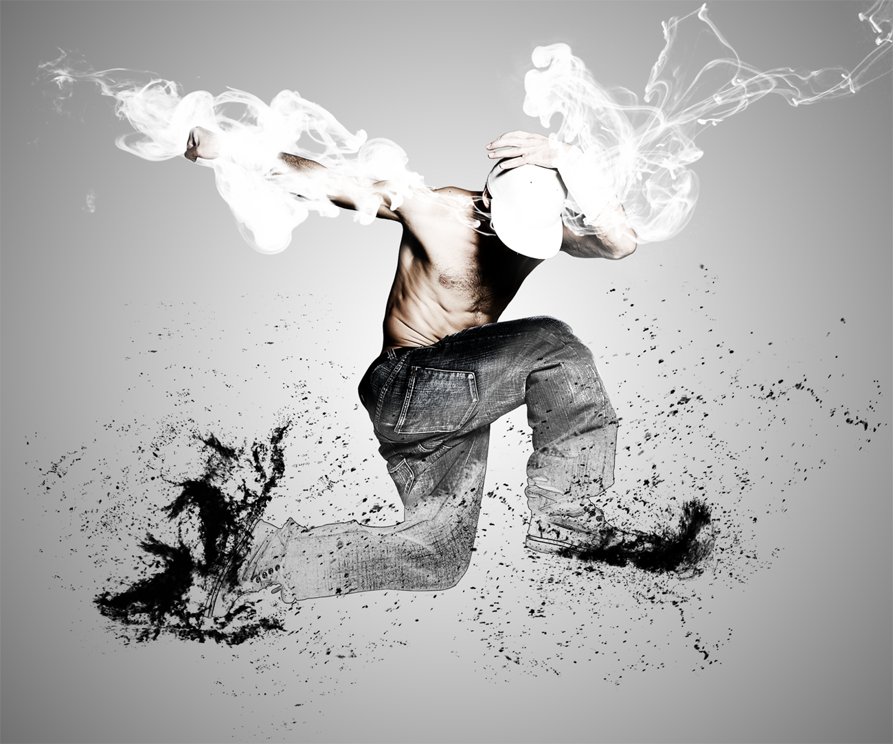 dancer shaz london art athlete love photography jump twist paint