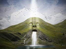 Man of the Mountain by severianofilho