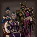 Outworld royal family