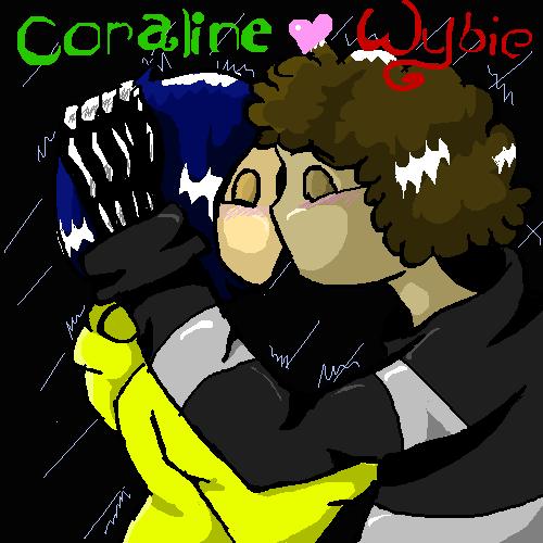 Coraline And Wybie By Misa Acar On Deviantart