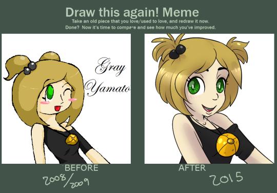 Gray Yamato by misa-acar
