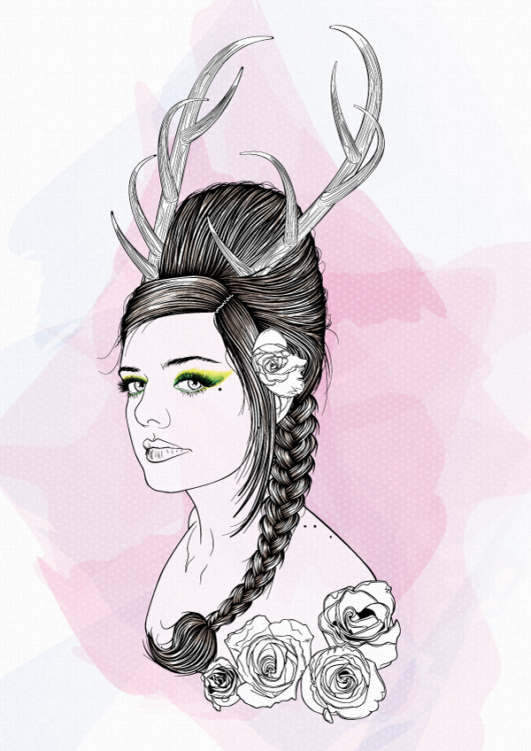 Robyn by ChewedKandi