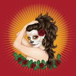 Adobe Tutorial: Day of the Dead