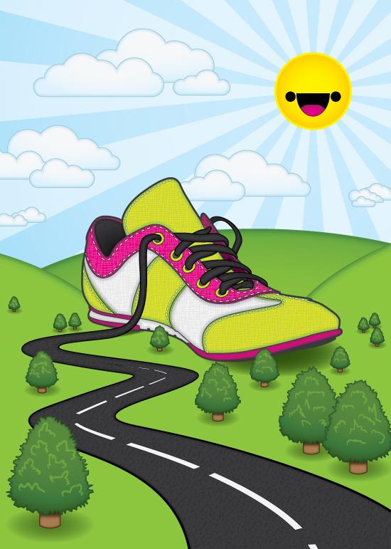 Running by ChewedKandi