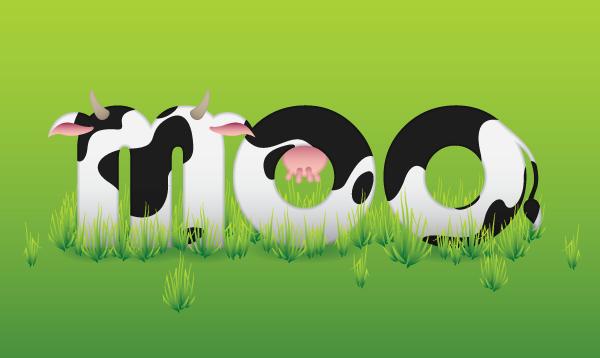 Moo! by ChewedKandi
