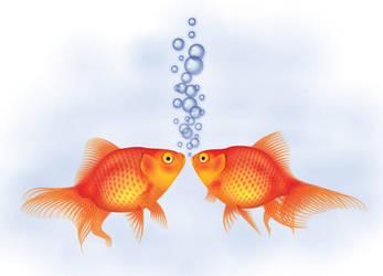 Underwater Love by ChewedKandi