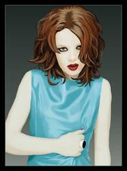 Shirley Manson by ChewedKandi