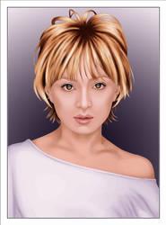 Ayumi Hamasaki by ChewedKandi