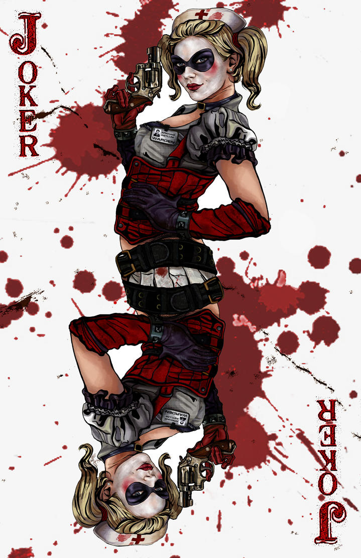 harley quinn is the - photo #20