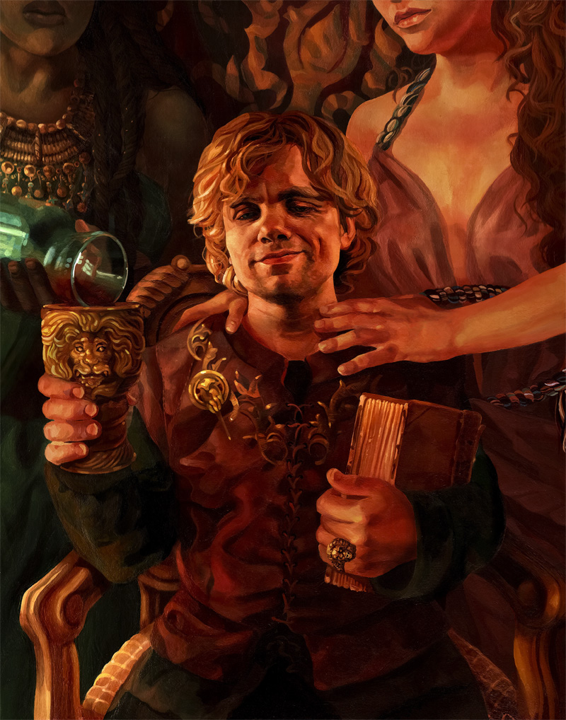Tyrion Lannister by fresco-child