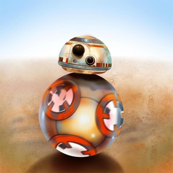 BB-8 by fresco-child