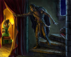 NightGuest by uildrim