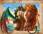 Pet Dragon for Whispersss