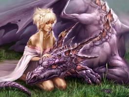 Year of Dragon by uildrim