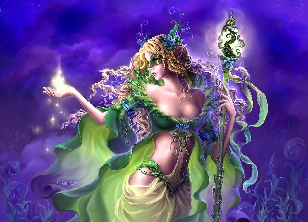 Elven Glow by uildrim
