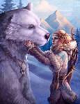 Love is Fierce by uildrim