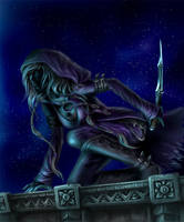 MoonLight Assasin by uildrim