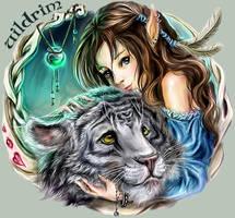 LoveMyTiger by uildrim