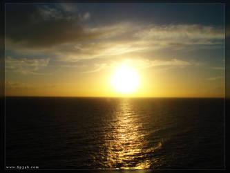 Sun by 5p34k