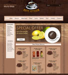CoffeeShop - FrontPage