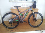 New mountain bike, Canyon Nerve AL 29