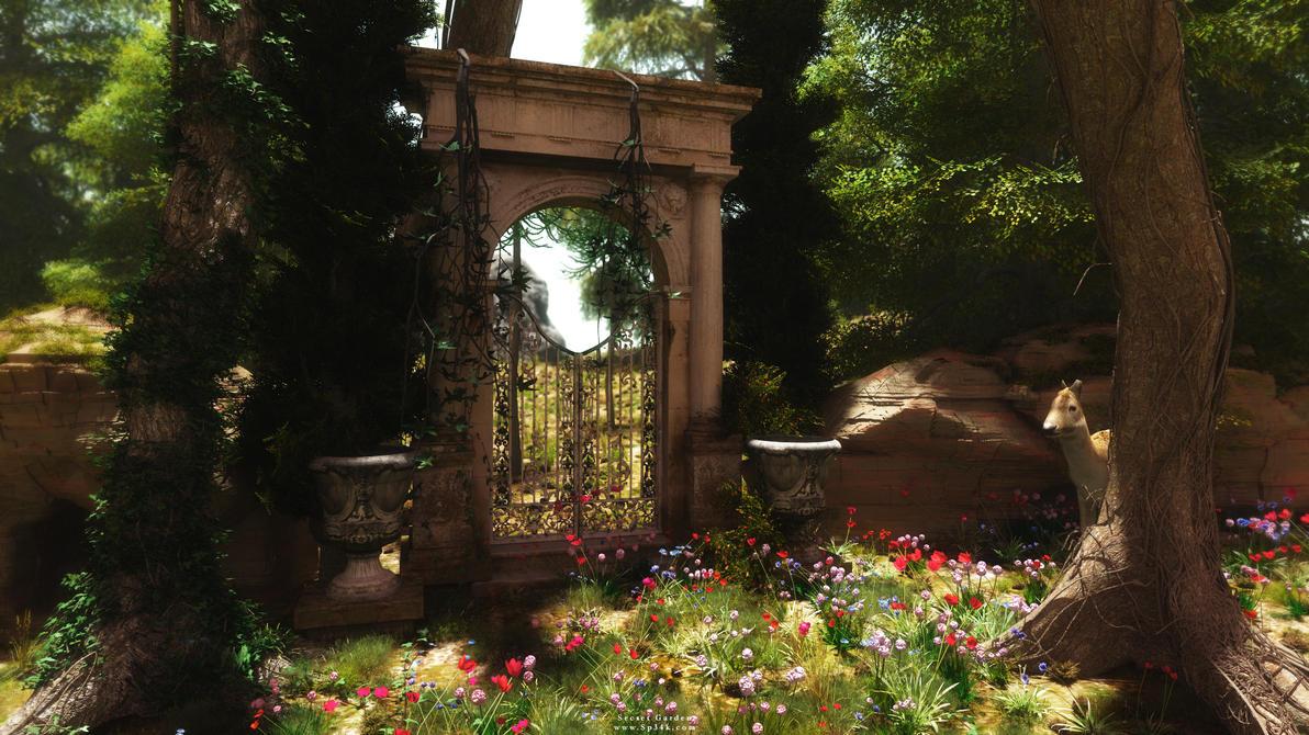 Secret Garden by 5p34k on DeviantArt