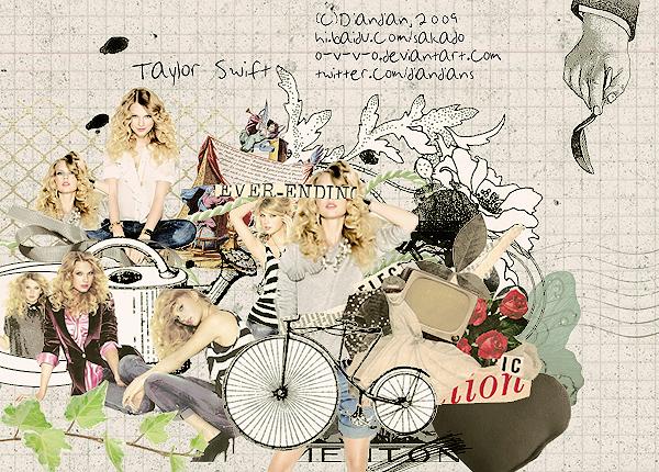Taylor Swift No.5 by O-V-V-O
