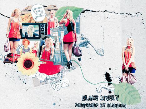 Blake Lively No.6