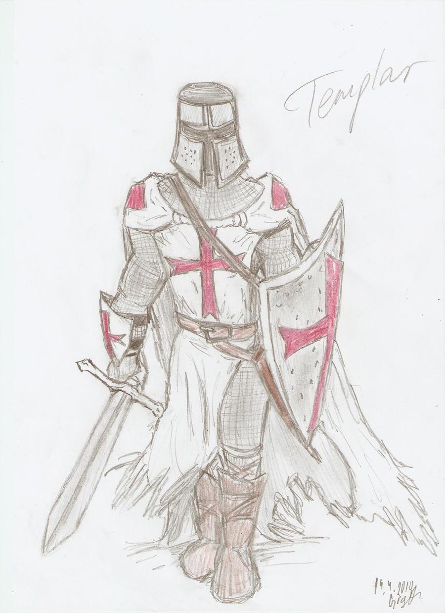 Templar Knight by grgo1408 on DeviantArt