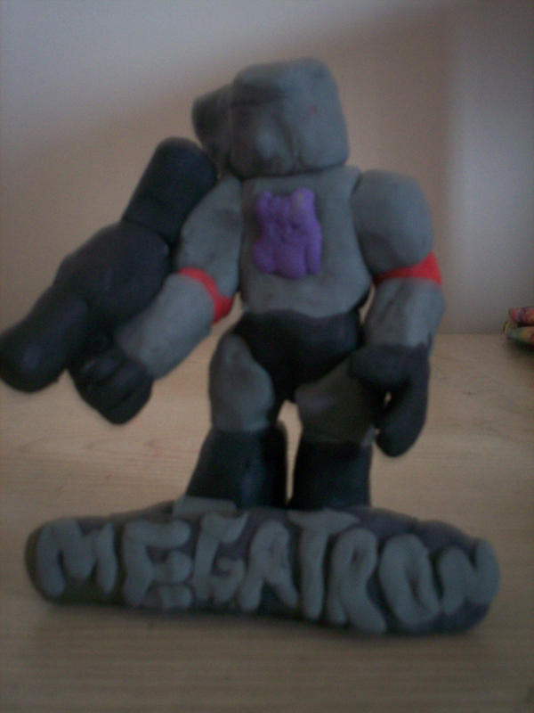 Megatron by claymation95