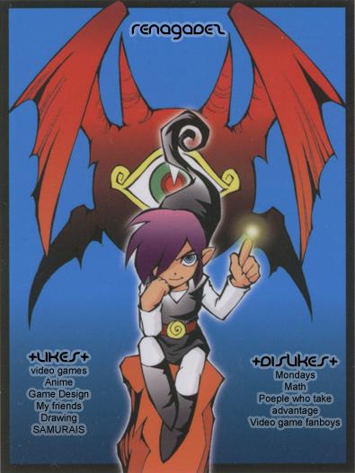 Dark Link ID by renagadez