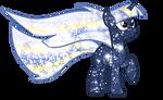 Galaxy Rainbowfied Silverlay (REQUEST)
