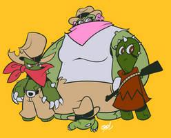 cactus cowboys.