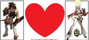 Sol Badguy x Jack-O Valentine
