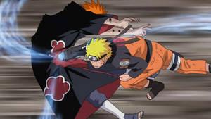 Naruto defeats Pain