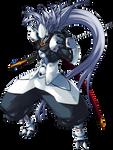 Hakumen (Continuum Shift)