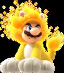 Giga Cat Mario