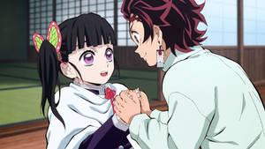 Tanjiro and Kanao